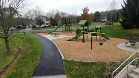 How an $812,000 project created a space for community in a Centre County park