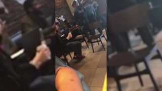 Starbucks under fire after arrest of 2 black men in Philadelphia store