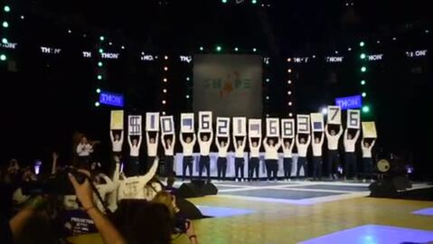 Penn State Thon total tops $10 million for second consecutive year