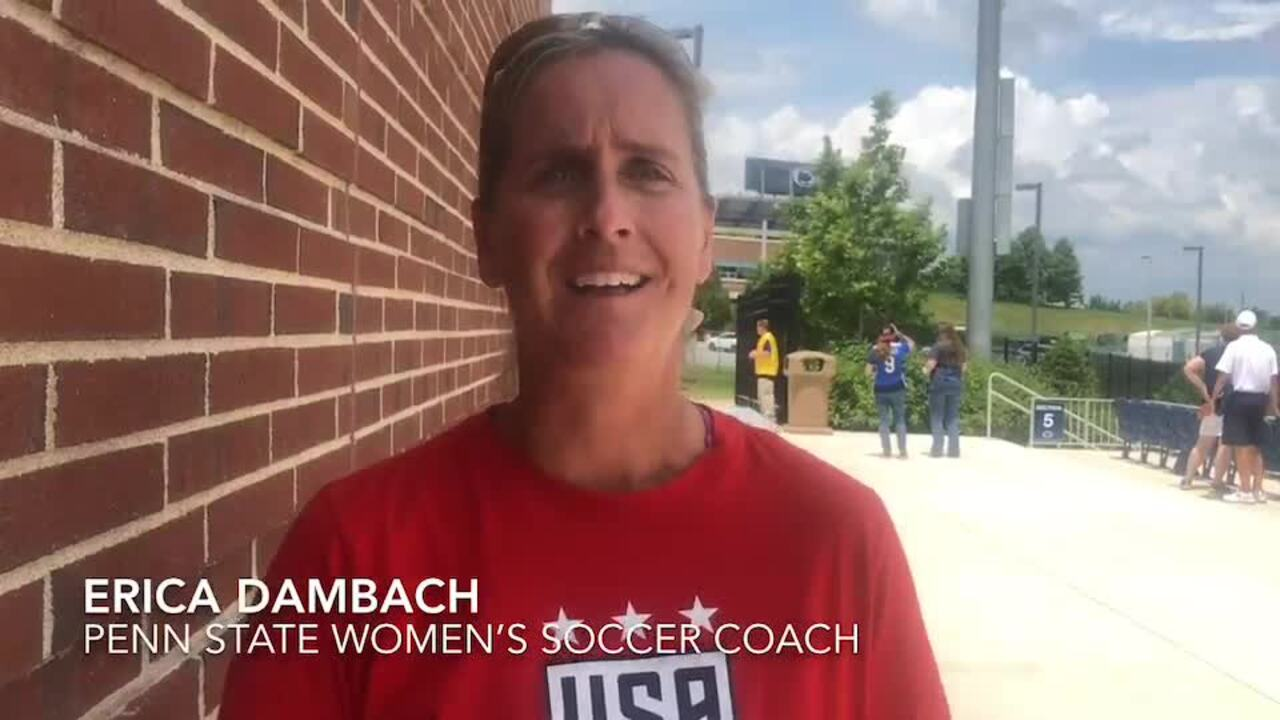 Now that the World Cup is over, here's how Penn State soccer hopes to keep the excitement going