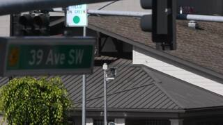 clips  of Puyallup intersection cameras and red light cameras