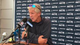Pete Carroll discusses what the film showed from Seahawks' preseason opener