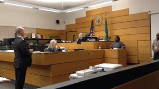 Prosecutor questions woman accused of lying about Tacoma murder