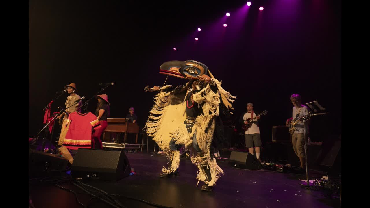 Festival features band that explores Native American experience through jazz, funk