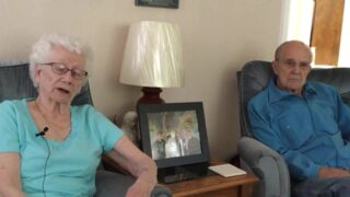Dancing and laughing through time. Gig Harbor couple to celebrate 75 years of marriage