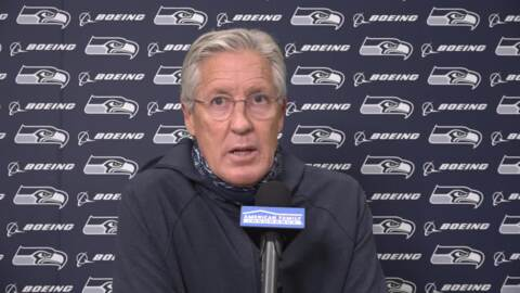 Pete Carroll on loss to Arizona: 'There were so many opportunities to win the game'
