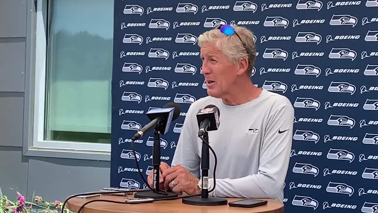 Six observations as Seahawks wrap up minicamp
