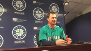 Mariners manager after another comeback win, this over Red Sox: 'We know we're always in the game'