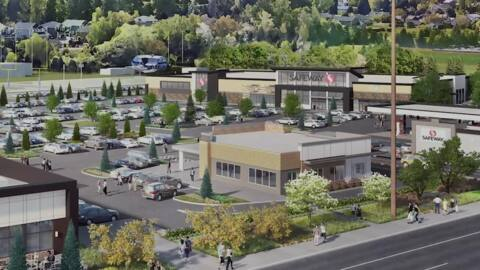 Here's an update on Puyallup's newest shopping center, including when the Safeway opens