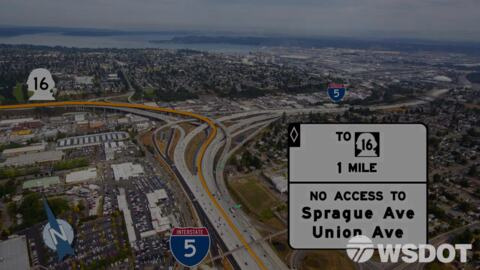 New HOV lanes finally opening in Tacoma