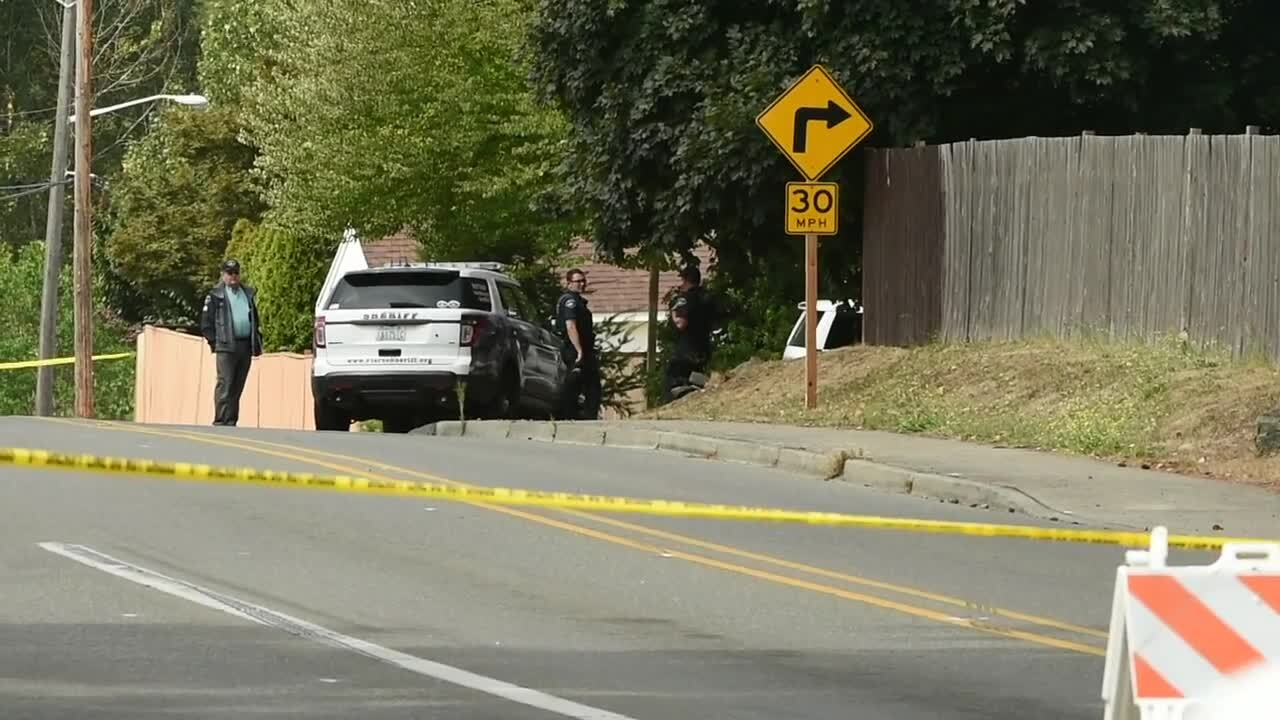 Suspect in custody in connection with South Hill shooting