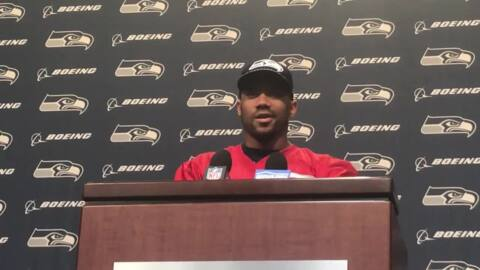 Russell Wilson on him, Seahawks' pass game missing Pro Bowl WR Doug Baldwin lately