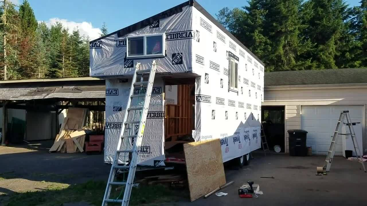 Tiny house law might help address affordable housing crisis | Tacoma