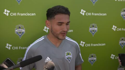 Sounders' Saturday game at Minnesota FC reunites them with their former captain