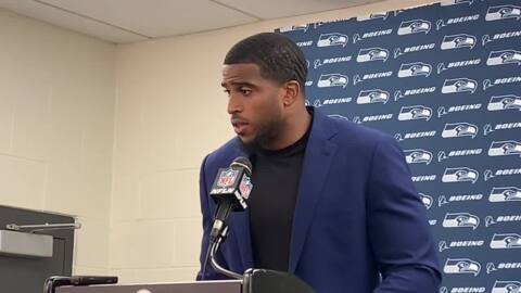 """Bobby Wagner says after Seahawks' rare win at Pittsburgh: """"We came out hungry."""""""