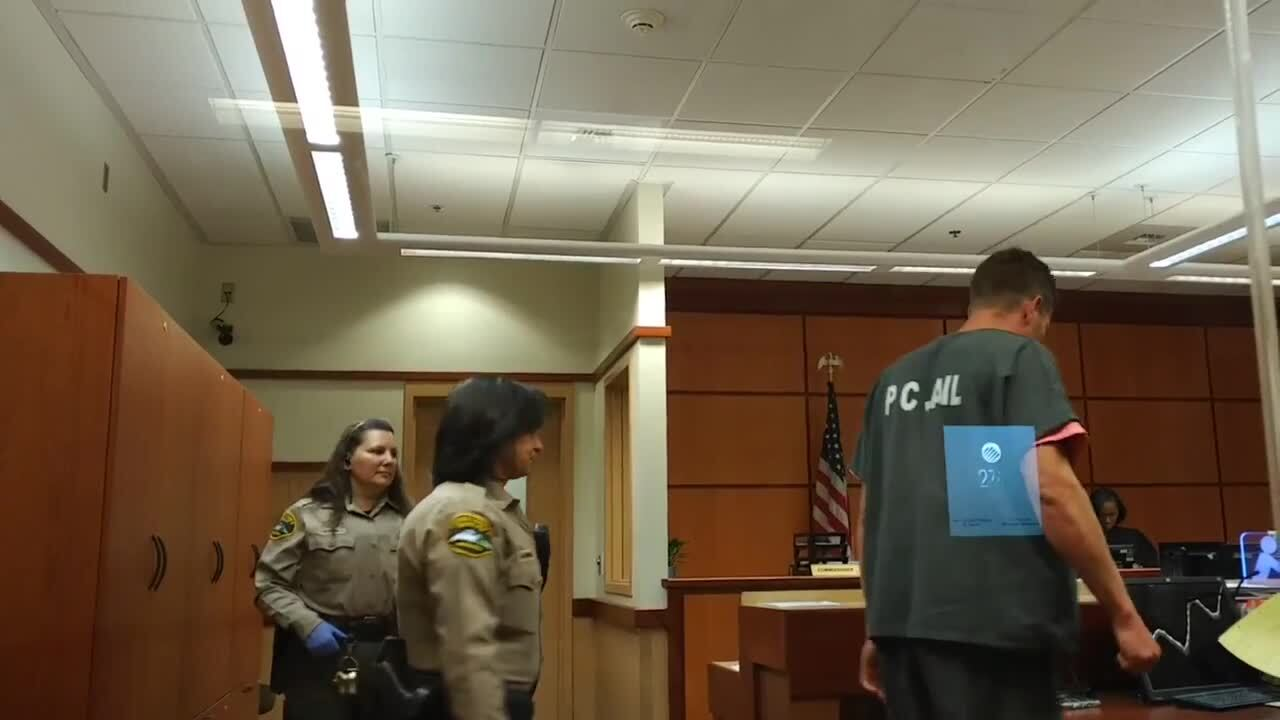Robbery suspect accused of long car chase appears in court | Tacoma