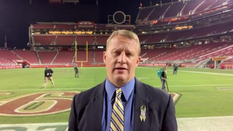 TNT's Gregg Bell: Tyler Lockett stays in Bay Area. And what a difference a pass rush makes in Seahawks' huge win at 49ers