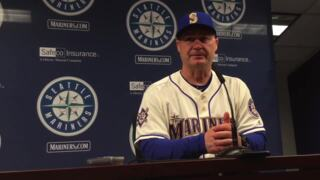 Mariners' Scott Servais says what worked so well for Felix, what didn't against A's
