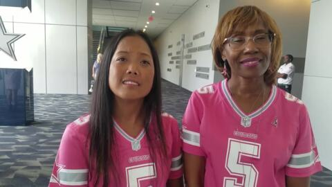 5 breast cancer survivors hope to inspire Cowboys with their stories of fight, courage