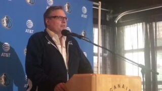 Donnie Nelson confident in Mavs Draft