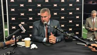 Texas coach Tom Herman on quarterback position: 'You need a really good one'