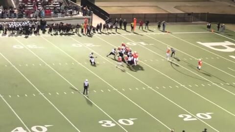 Trinity kicker misses game-tying field goal with 3 seconds left