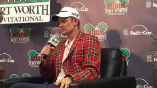 Justin Rose on Colonial win: Ben Hogan's name first thing I saw