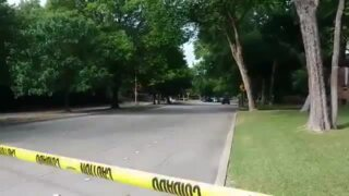 Woman's body recovered in Fort Worth field