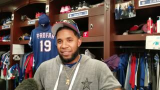 Elvis Andrus expects to return by June 13