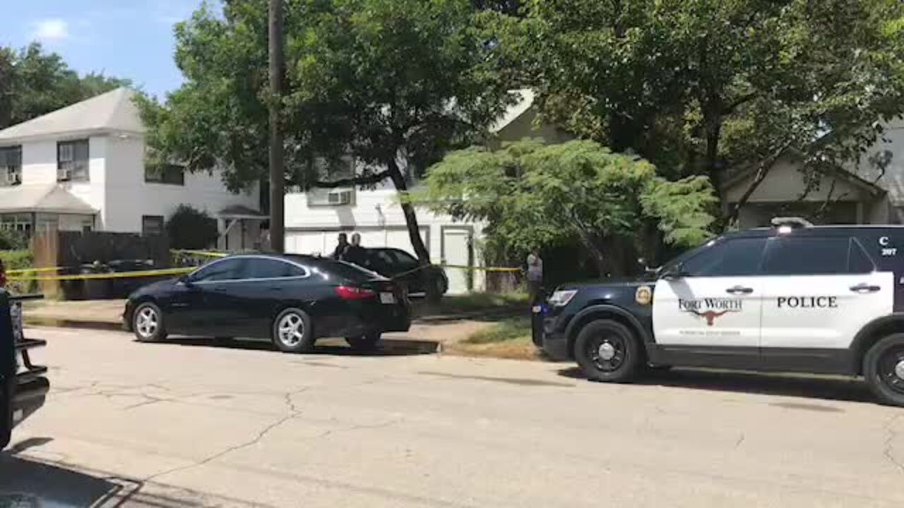 Man shot in Near Riverside section of Fort Worth, police say