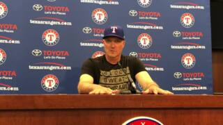 Rangers' injury woes just got worse with Beltre's hamstring issue
