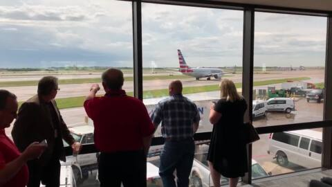 American Airlines just added 15 gates at DFW Airport. Where the heck are they?