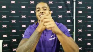 Jaelan Austin is TCU's strong man