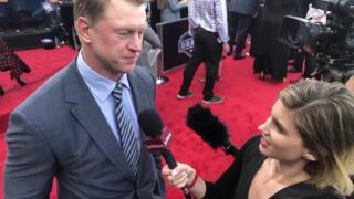 Want to hear more from the NFL Draft red carpet? We were there.