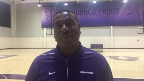 Ex UNT coach Tony Benford thrilled to join Dixon's staff at TCU