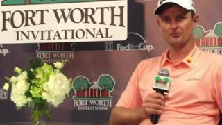 Colonial: Justin Rose explains mindset with four-shot lead
