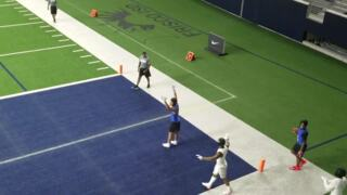 The Opening: Is this a TD catch from 5-star Garrett Wilson?