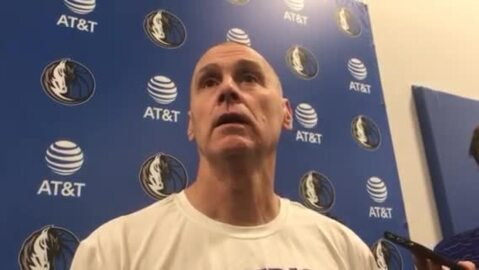 Rick Carlisle does not see Porzingis playing back to back games