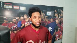 Elvis Andrus happy with first rehab game