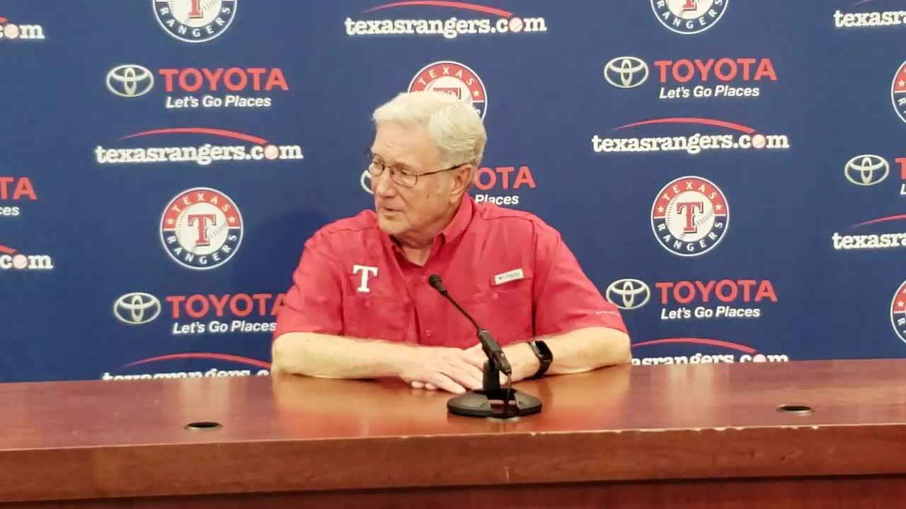 Arlington voters helped pave my path to the Rangers Hall of Fame, and I'm grateful