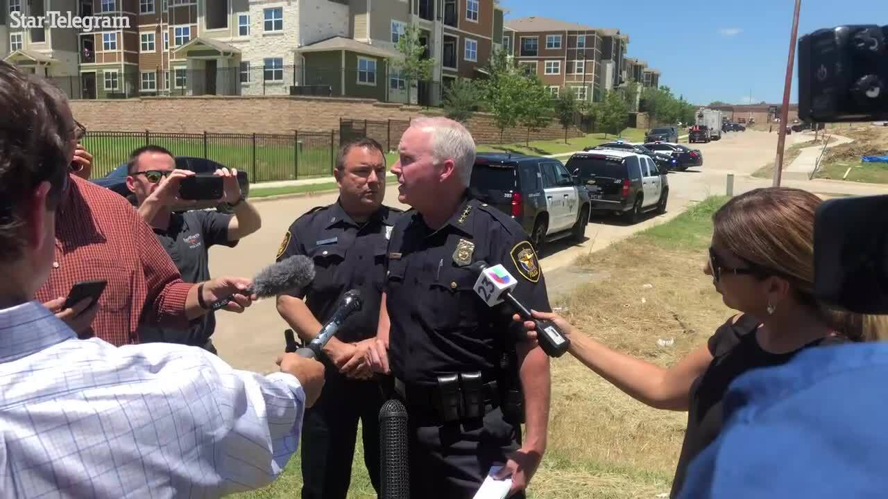 Fort Worth, Texas suspect killed by police identified | Fort