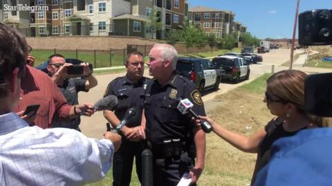 Suspect killed in hostage situation ID'd; he had criminal record, active warrants
