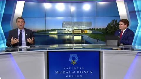 Texas Rangers Youth Ballpark the sought-after site for National Medal of Honor Museum