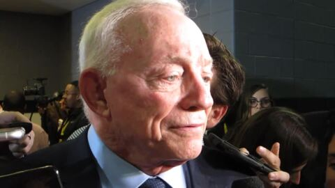 Jerry Jones says Cowboys inspired by 'that little butt-kicking we got last week from everybody, including ourselves'