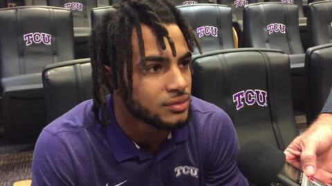 'We need to have more fun.' TCU's D searching for more takeaways