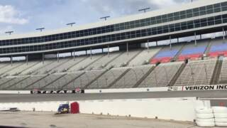 What does riding in a Stadium SUPER truck feel like?