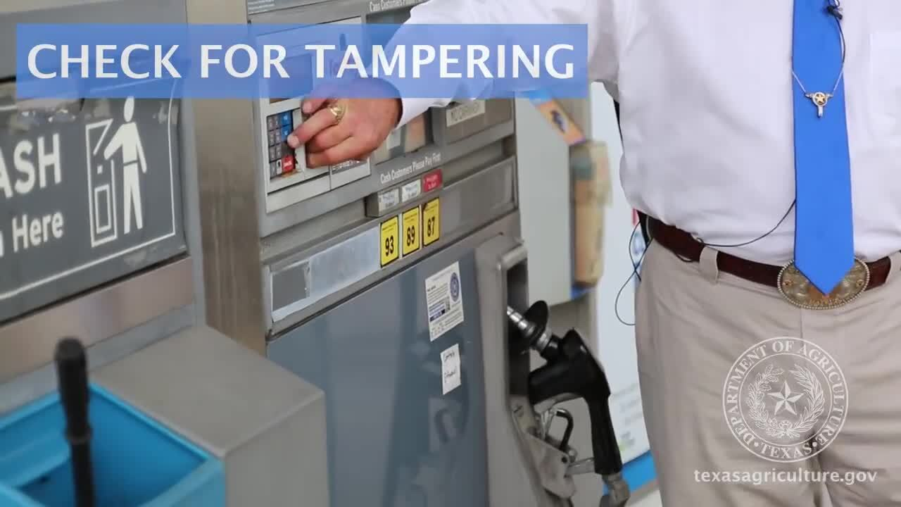 Texas lawmakers, stop hiding information about gas station credit-card skimmers