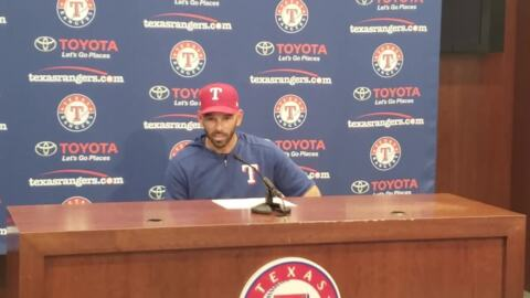 Chris Woodward giddy over success from Texas Rangers rookies