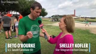 Facebook Live: Beto O'Rourke speaks on his campaign, Trump and Ted Cruz
