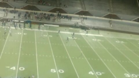 Mansfield Timberview returns INT 73 yards for a touchdown